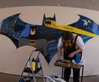 Batman je inspiracija mnogim umjetnicima