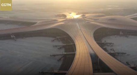 VIDEO: Završna testiranja u zračnoj luci Daxing