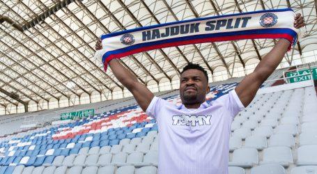 Nigerijac Samuel Eduok novi napadač Hajduka