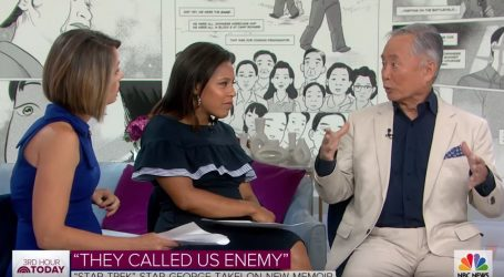 VIDEO: George Takei izdao novu knjigu memoara