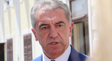 Milinović predložio novi proračun i pozvao Kustića da sazove Županijsku skupštinu