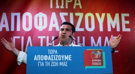 Grci više ne žele Ciprasa zbog štednje i Makedonije