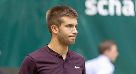 ATP UMAG Ćorić poražen u osmini finala