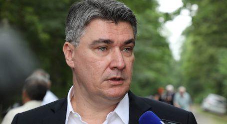 Milanović potvrdio da neće na sjednicu Glavnog odbora