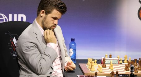 Croatia Grand Chess Tour: Odlučeno čak pet partija