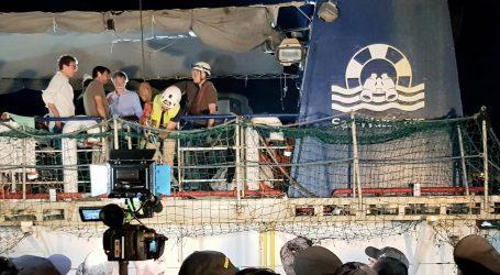 """Brod s migrantima """"Alan Kurdi"""" dobio dopuštenje da pristane na Malti"""