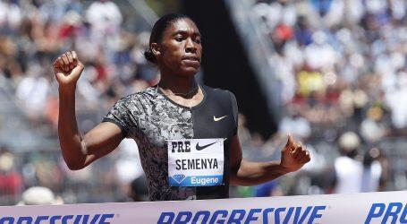 Semenya neće na SP, ako ne može braniti naslov na 800 m