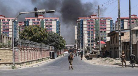 Pucnjava u Kabulu nakon snažne eksplozije u kojoj je ozlijeđeno najmanje 65 osoba