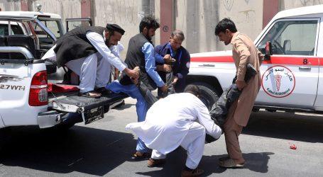 Završena pucnjava u Kabulu, nakon eksplozije 105 ranjenih