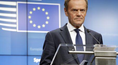Tusk zadovoljan činjenicom da nitko nije bio protiv izbora za ključna mjesta u EU