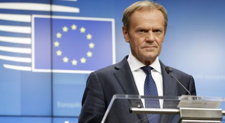 Tusk zatražio od Europskog parlamenta da podupre von der Leyen