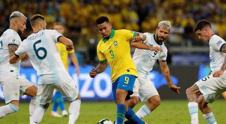 COPA AMERICA: Brazil preko Argentine do finala