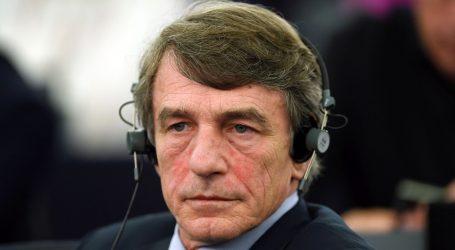 David Sassoli izabran za novog predsjednika Europskog parlamenta