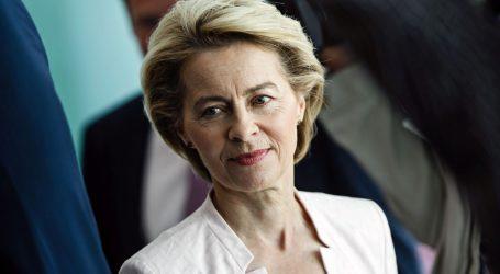 Ursula von der Leyen dolazi u Hrvatsku