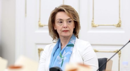 Odbačena kaznena prijava protiv bivše ministrice Pejčinović Burić