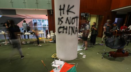 Hong Kong krenuo s uhićenjima dan nakon nasilnih prosvjeda