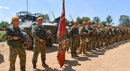 """U vježbi """"Puma 19"""" u Slunju više od tisuću vojnika"""