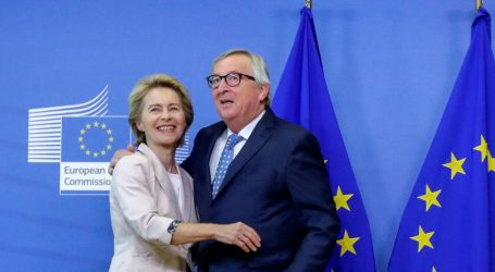 Europski parlament danas glasuje o Von der Leyen na čelu EK