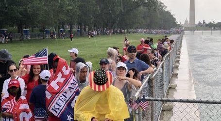 Trump hvalio američku vojsku u govoru za Dan neovisnosti