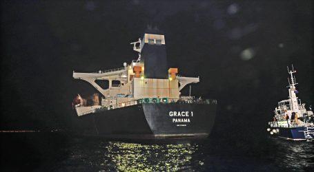 Britanija će ubrzati puštanje iranskog tankera ako dobije jamstva da ne plovi za Siriju