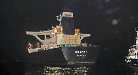 Gibraltar: Zaplijenjeni supertanker bio je ispunjen sirovom naftom