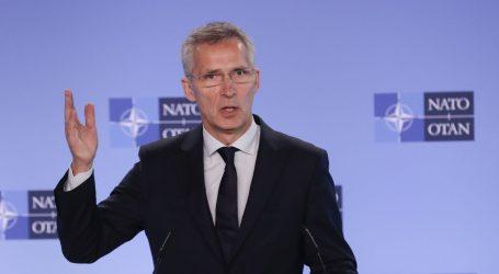 """Stoltenberg: """"Sve članice NATO-a stoje uz Sjedinjene Države"""""""