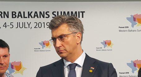 Plenković najavio 'realan i trezven' pristup proširenju EU-a