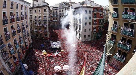 Otvoren svjetski poznati kontoverzni festival u Pamploni