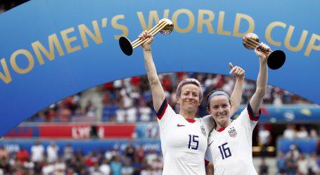 U New Yorku se očekuje veličanstven doček za američke nogometašice