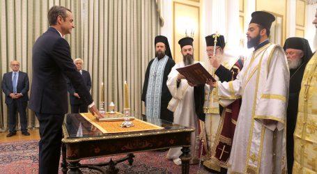 Micotakis položio prisegu za predsjednika grčke vlade