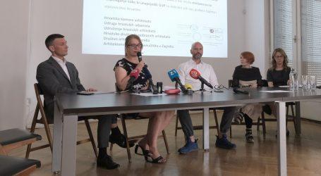 ARHITEKTI: 'Izmjene zagrebačkoga GUP-a nisu u skladu s demokratskim procedurama'