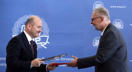 Božinović s turskim kolegom Soyluom potpisao Memorandum o suradnji policijskih akademija