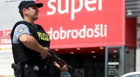 Razbojnik uhićen na Črnomercu osumnjičen i za pljačku banke u Novom Zagrebu prije dva mjeseca