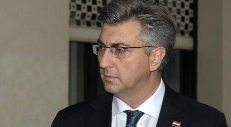 PLENKOVIĆ 'Dobio sam potporu za ambicioznu rekonstrukciju Vlade'