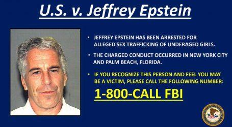 Američki milijarder Epstein, optužen za seksualnu trgovinu, pronađen ozlijeđen u ćeliji
