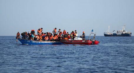 Strahuje se da se utopilo blizu 150 ljudi pored libijske obale