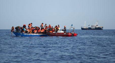 Dvoje djece i četvero odraslih migranata nestalo u hladnom Dunavu