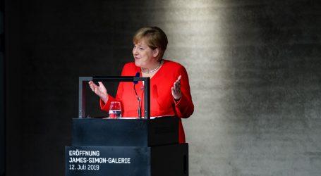 Merkel putuje u Pariz na obilježavanje nacionalnog praznika Francuske 14. srpnja
