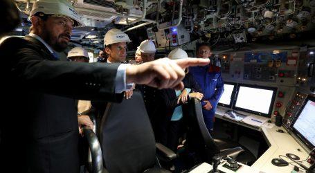 Macron najavio osnutak vojnog zapovjedništva za svemir