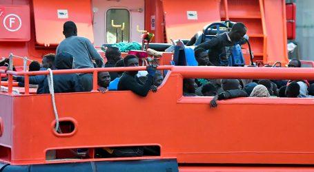 Spašen 141 migrant na moru između Maroka i Španjolske