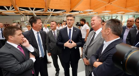 Otvoren novi putnički terminal splitske Zračne luke