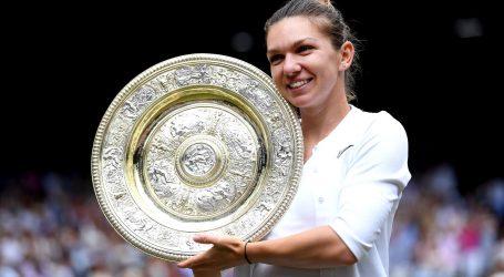 WTA LJESTVICA: Martić prvi put među 20 najboljih, Halep skočila za tri mjesta