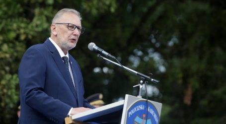 BOŽINOVIĆ 'Hrvatska policija jamac je da na granici neće biti novih migrantskih valova'