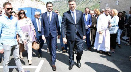 Premijer otvorio dubrovački pročišćivač pitke vode