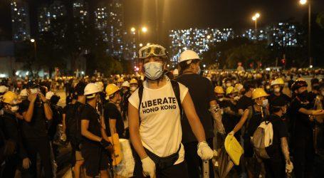 Uoči novih prosvjeda u Hong Kongu pronađen tajni laboratorij za izradu eksploziva