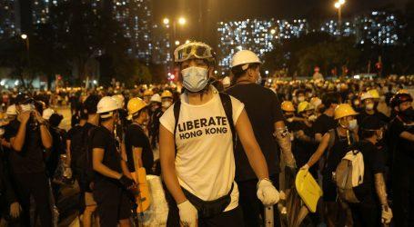 """Čelnica Hong Konga prosvjednike nazvala """"pobunjenicima"""