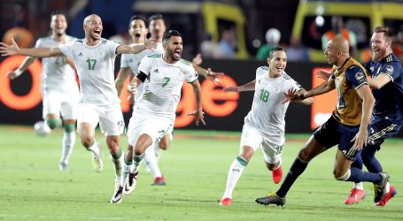 Alžir osvojio naslov afričkog prvaka