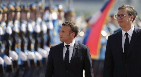 Dačić ocijenio da je Macron poslao poruke kojima se obvezuje pomoći Srbiji
