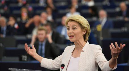 Ursula von der Leyen je nova predsjednica Europske komisije