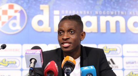 Dinamo doveo švicarskog reprezentativca Moubandjea